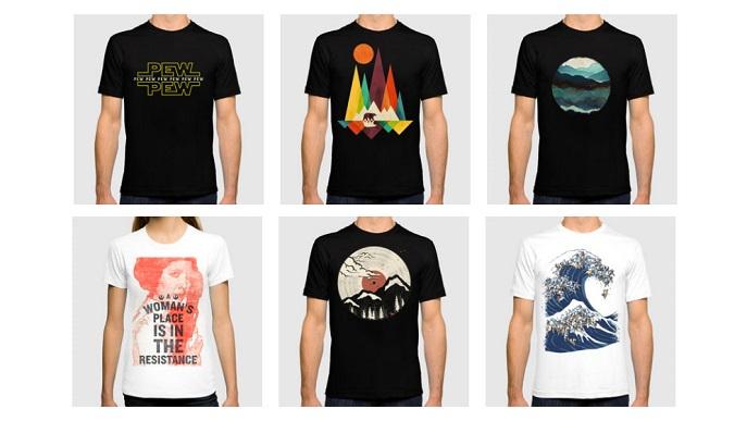 Designing Shirts